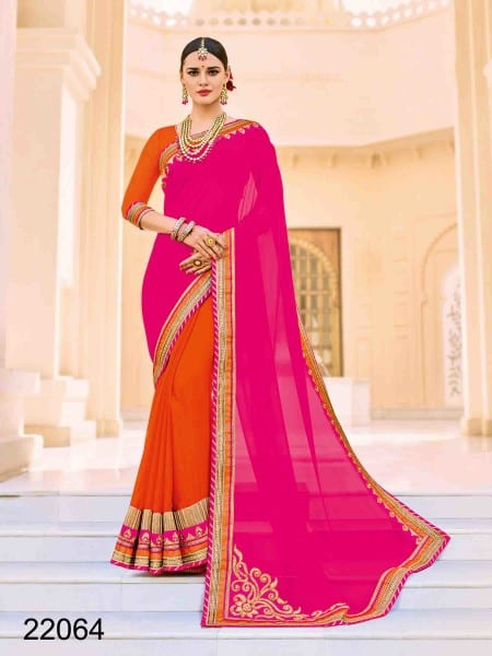 latest indian women sarees collection