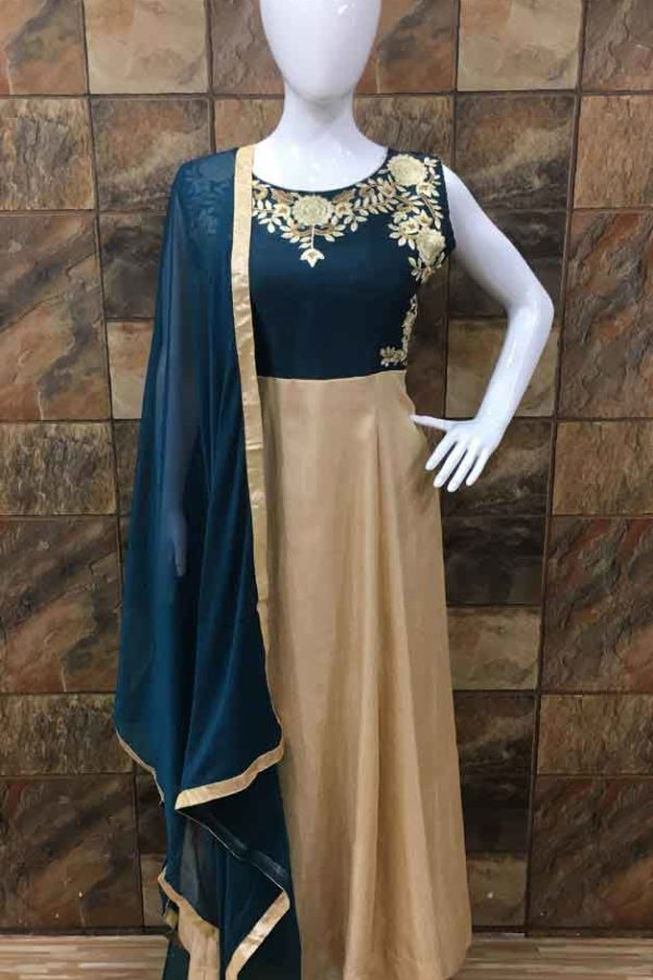 simple gown 2019