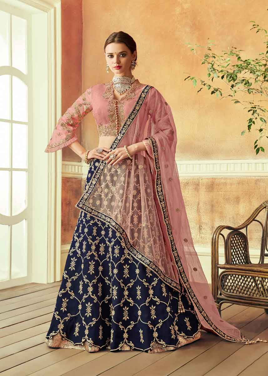 b6ad73b39 Latest Bridal Lehenga Designs 2019 - Buy This Weding Wear Lehenga