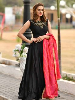 Black Gown