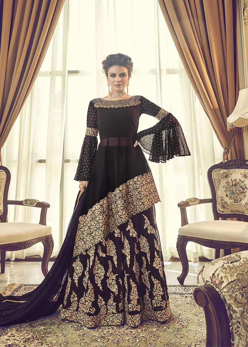 2482a9d608 Designer Sharara Suit - Buy This Designer Sharara Suit @ Gunj Fashion