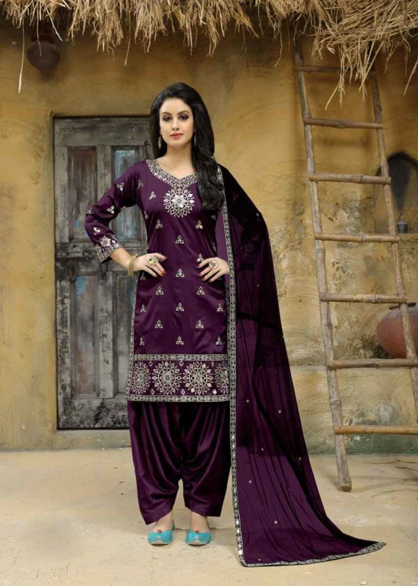 Latest Punjabi Suit 2019
