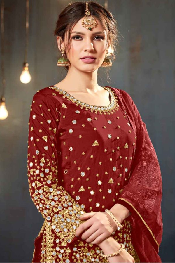 Punjabi Patiala Suit