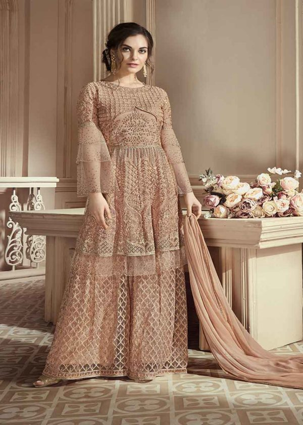 Palazzo Suit Party Wear