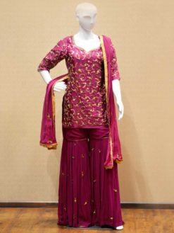 Sharara Suit Pakistani