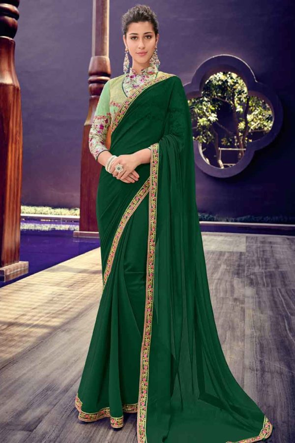 Designer Saree Latest
