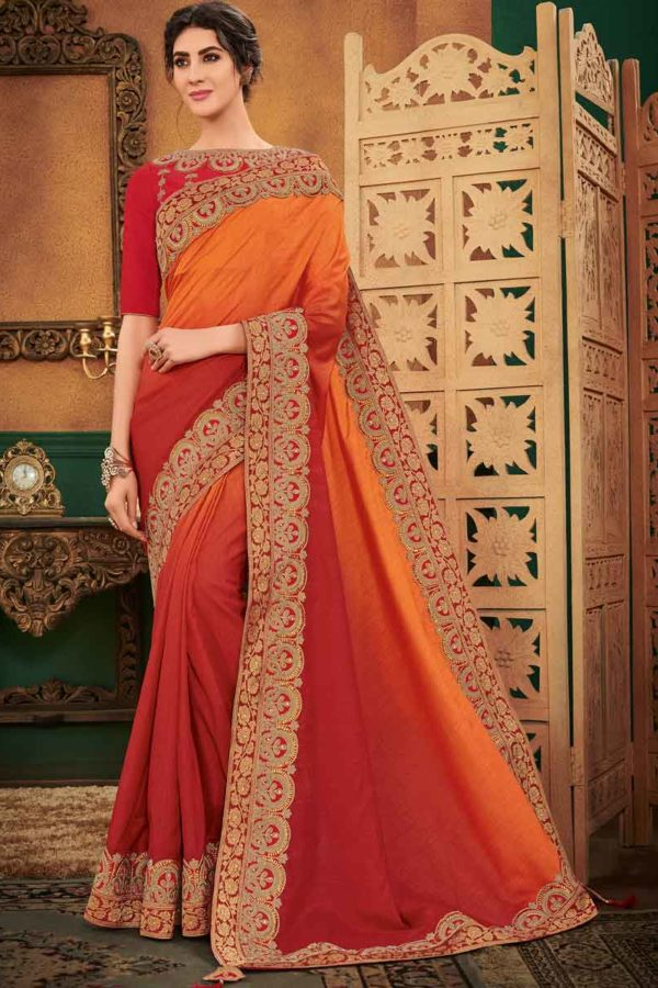 Latest Saree Trends For Weddings