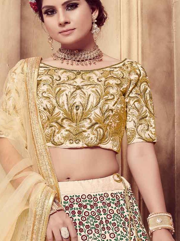 Latest Bridal Lehengas By Designers