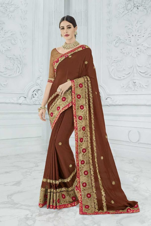 Latest Saree In Trend
