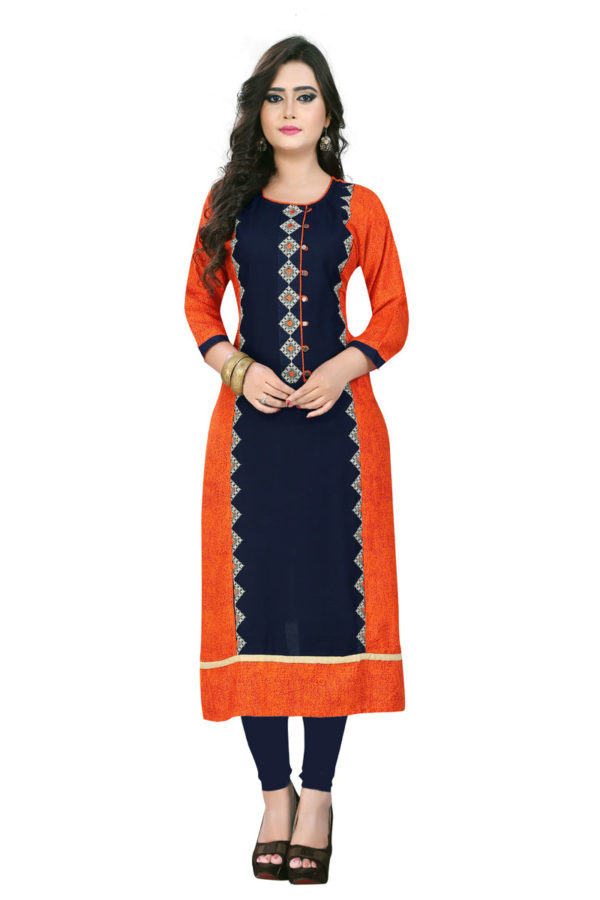 Kurti Design For Girls