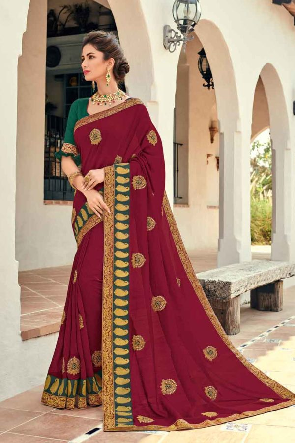 Silk Saree South Indian