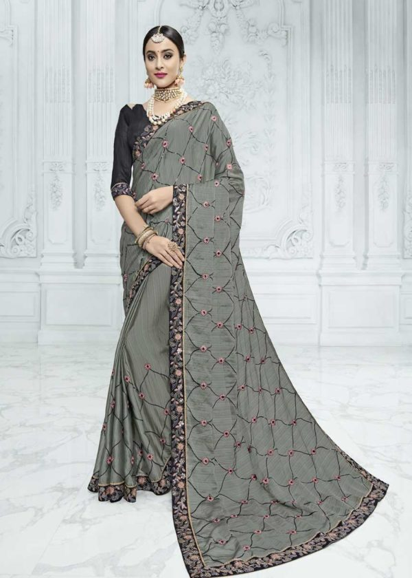 Latest Saree For Party Wear