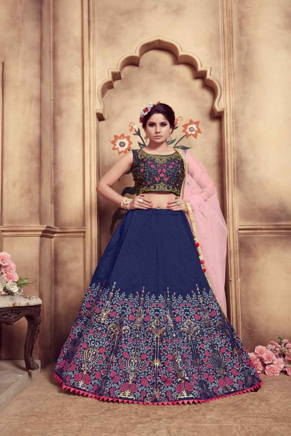 Latest Designer Lehenga For Bride