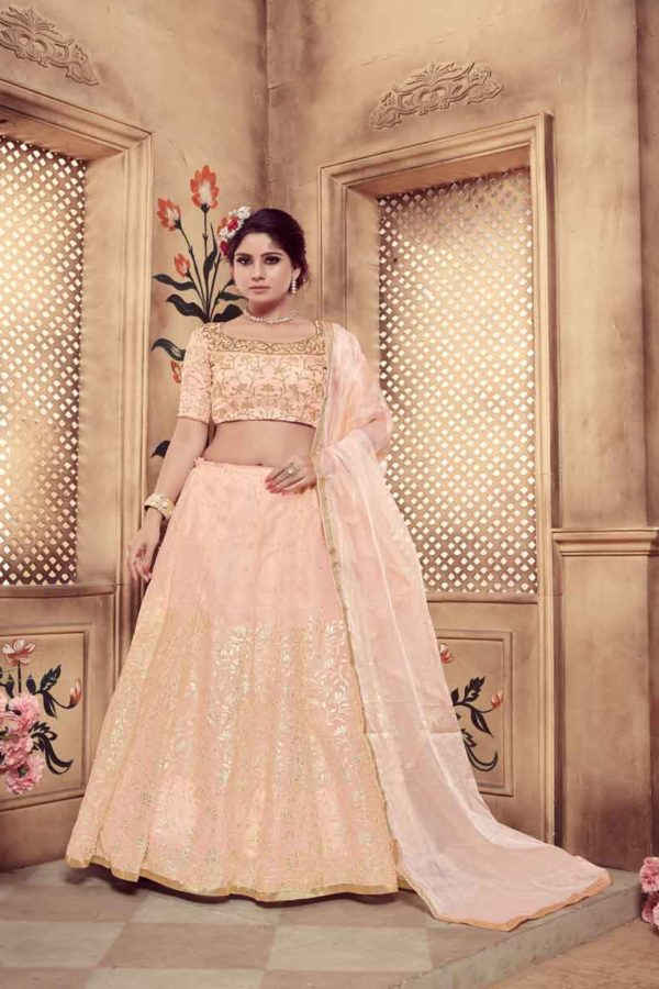 Latest Bride Lehenga Designs
