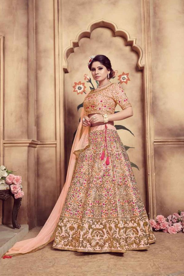 Latest Lehenga Designs For Bride