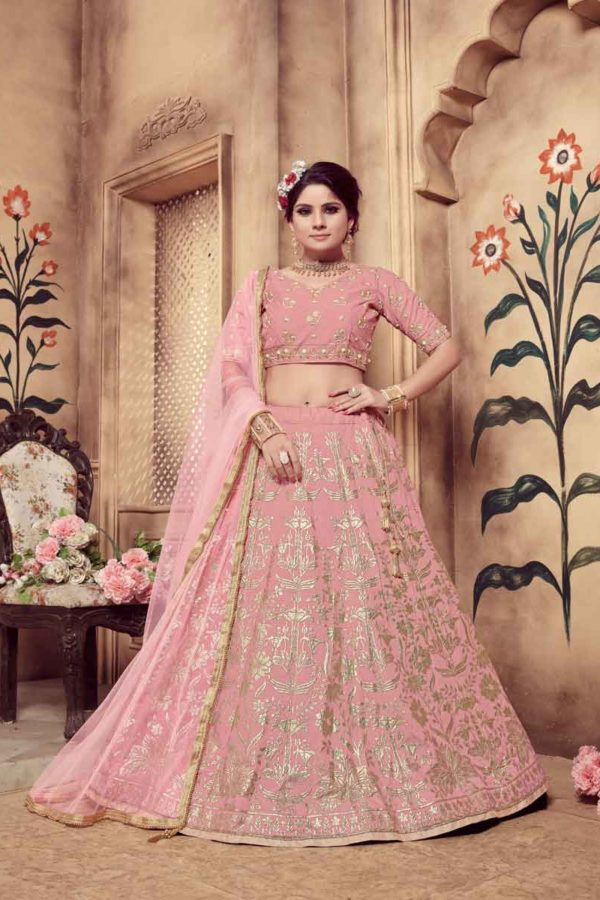 Latest Bridal Lehenga Designs 2019