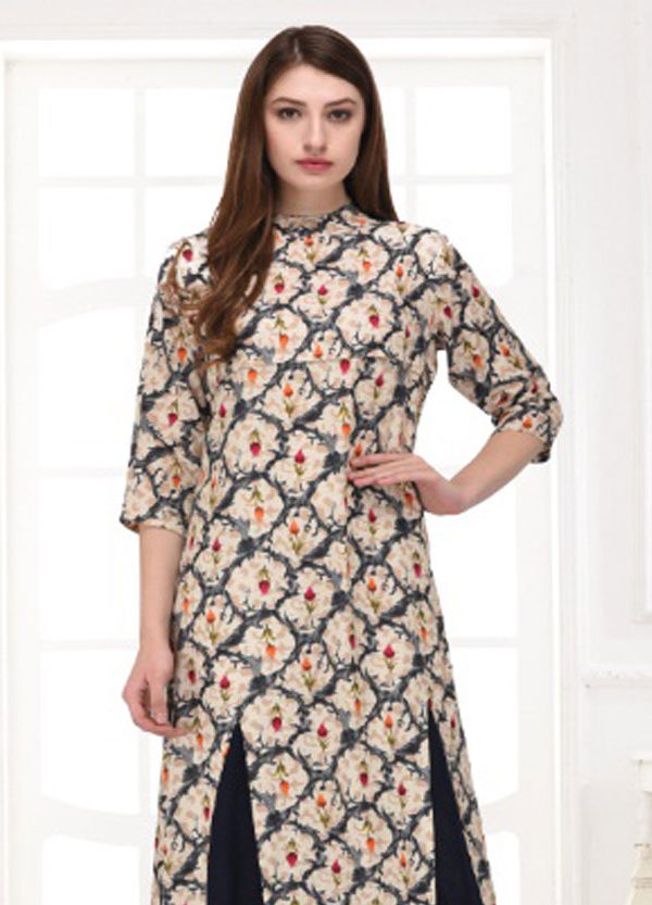 Kurti Patterns Latest