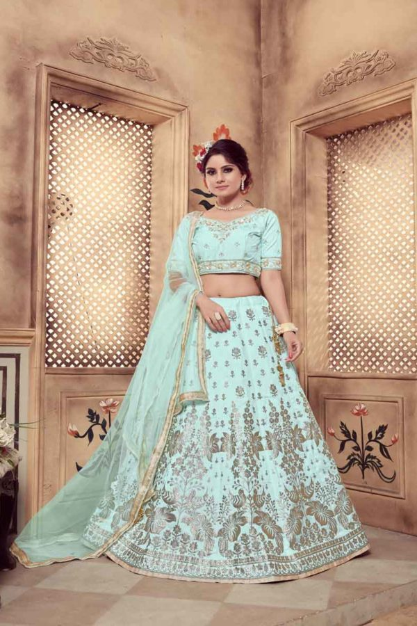 Bridal Lehenga For Wedding