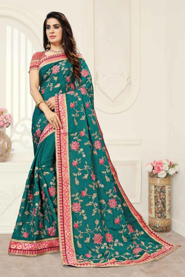 Latest Fashion Of Saree