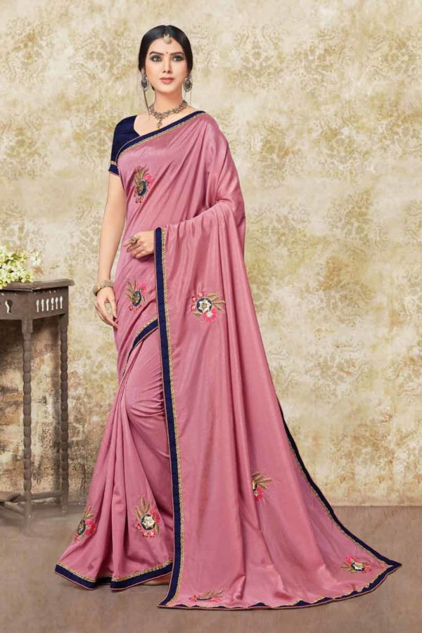 Online Sarees With Designer Blouse