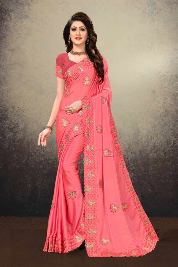 Latest Fashion For Saree