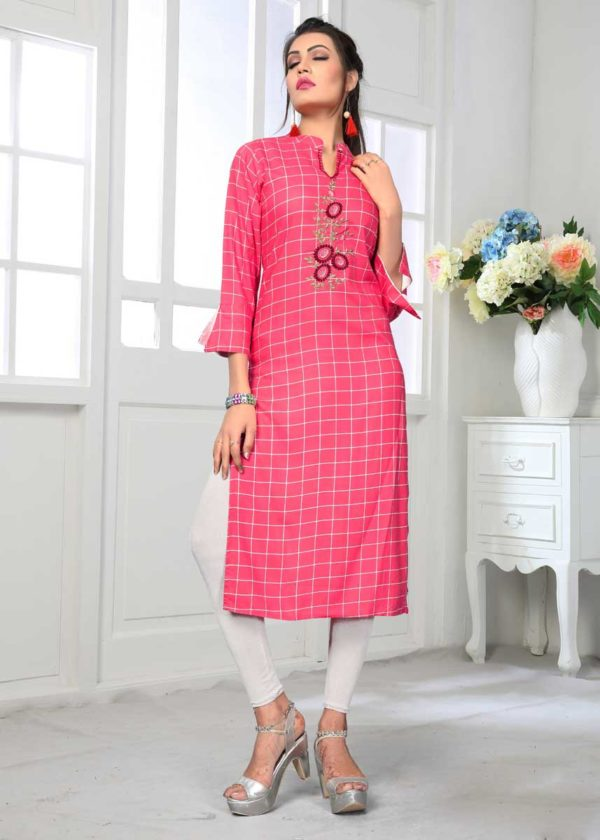 Kurti For Jeans