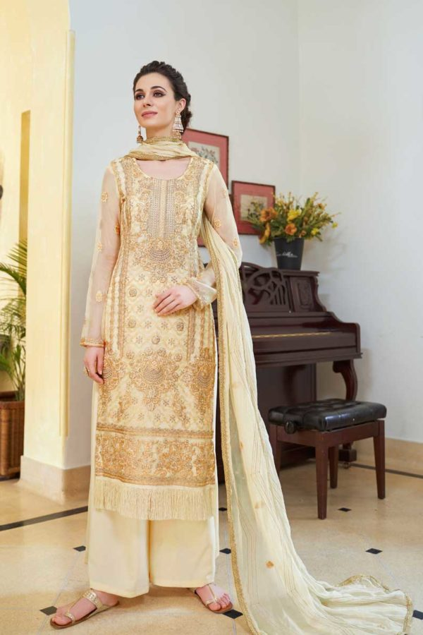 Suit With Palazzo Online