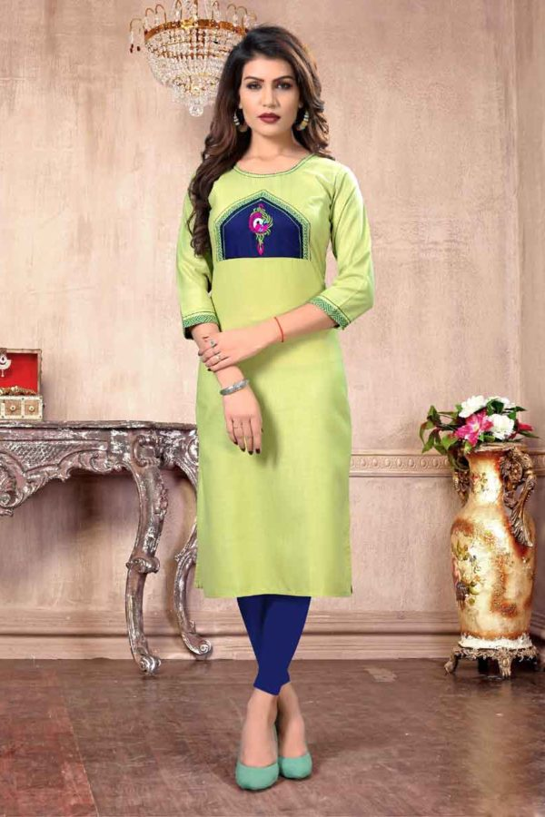 Ladies Kurti For Jeans