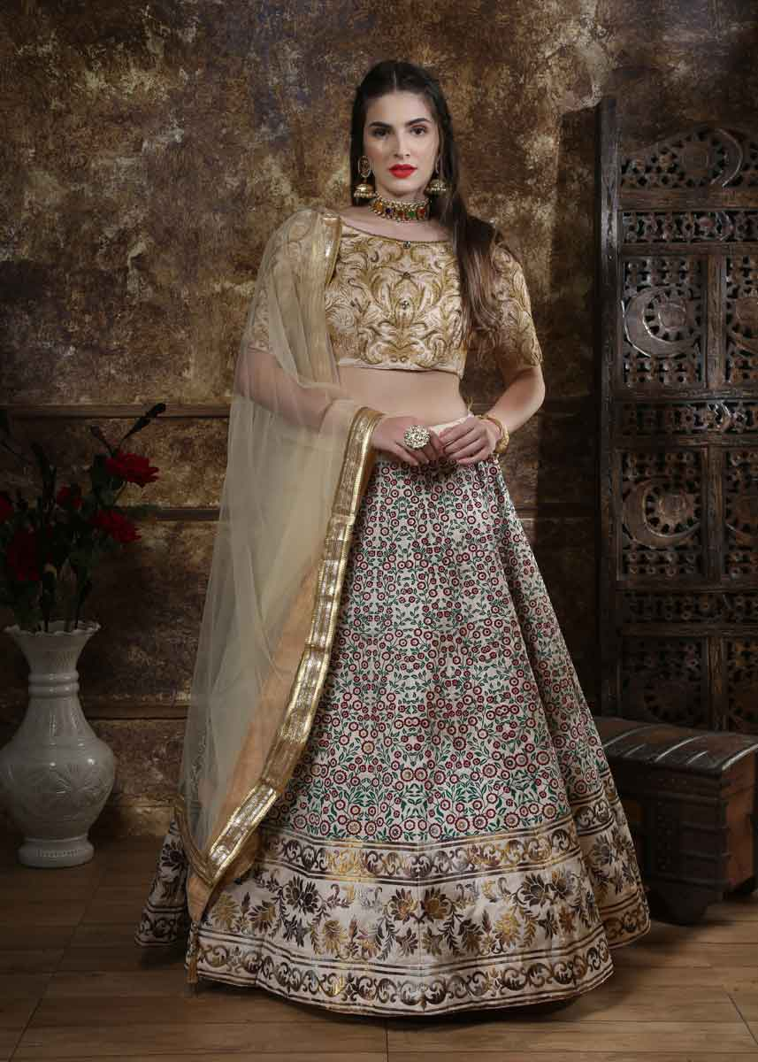 Wedding Lehenga Bride