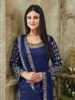Punjabi Suits For Party Wear