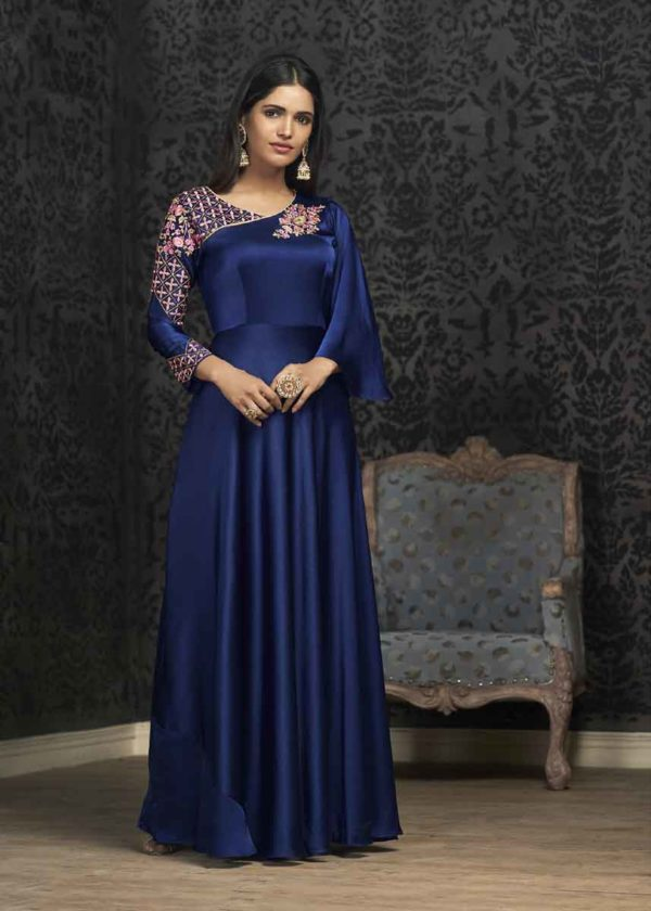 Gowns For Indian Wedding Reception