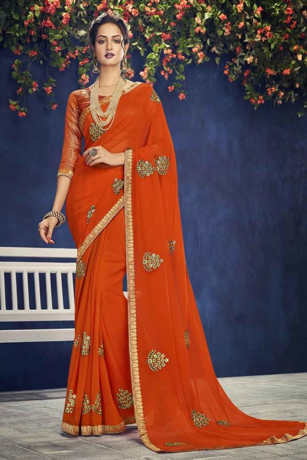 Latest Saree Fashions
