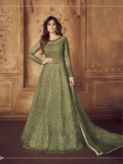 Anarkali Long Dress