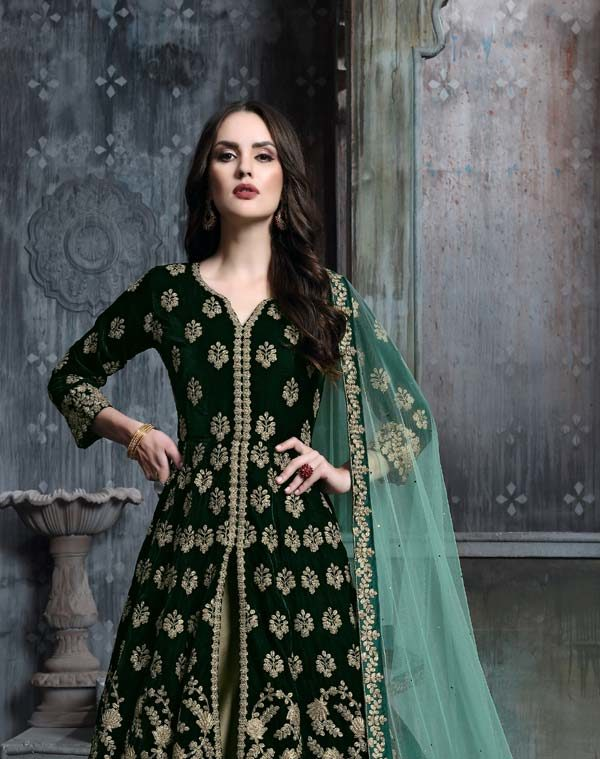 Anarkali Suit Design