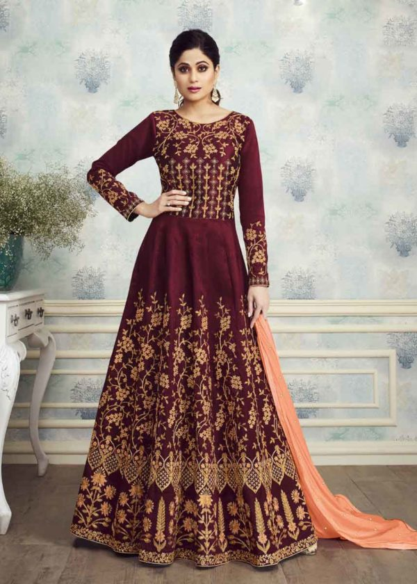 Party Wear Suit For Womens
