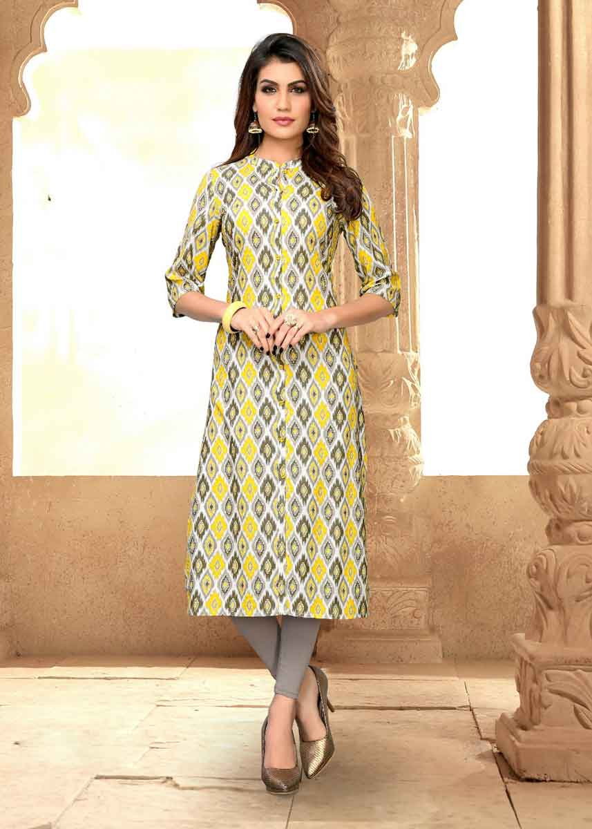 Latest Designs In Kurtis