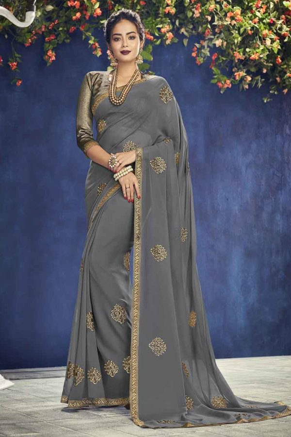 New Trends Sarees