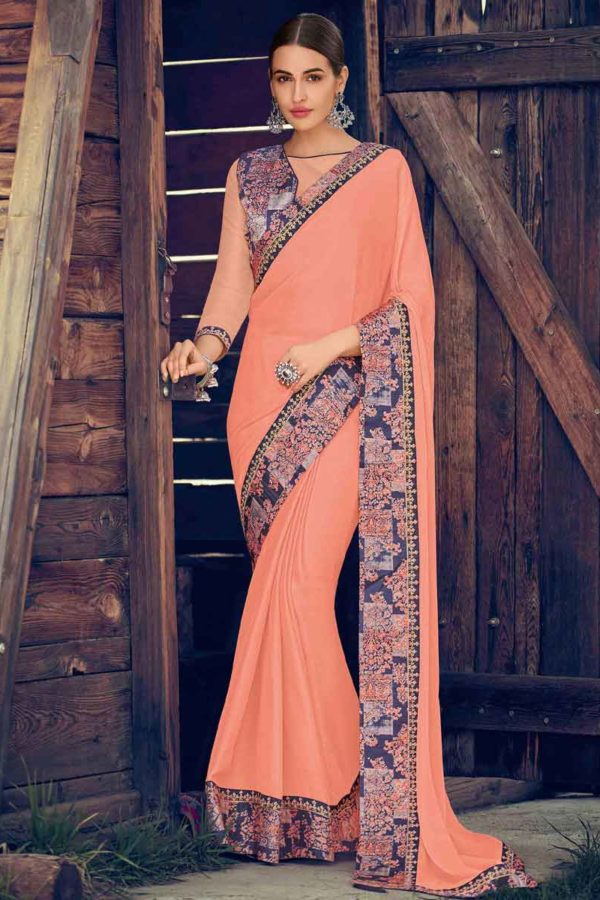 Saree New Fashion