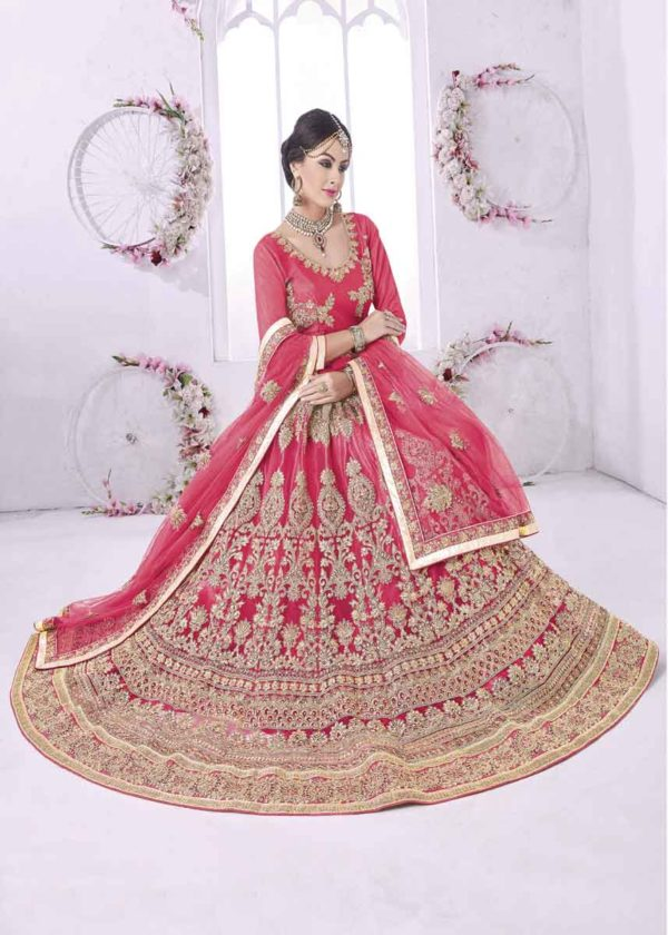 Designer Lehengas For Bride