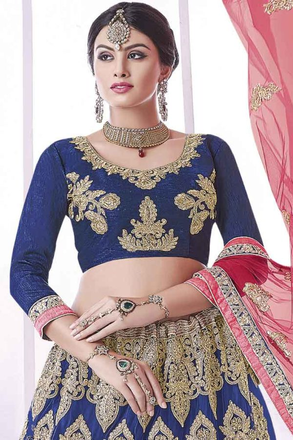 Latest Designer Lehenga For Bridal