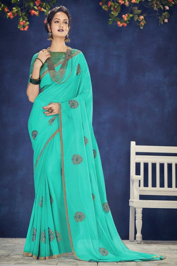 Sarees Latest Trend