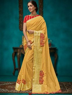 Latest Silk Saree Designs